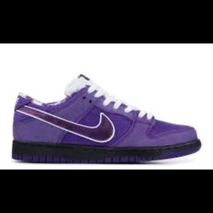 Nike SB dunk low Purple Lobsters